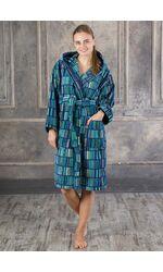 Женский халат из велюровой махры Riviera Carillo Home Riviera_Fashion 01