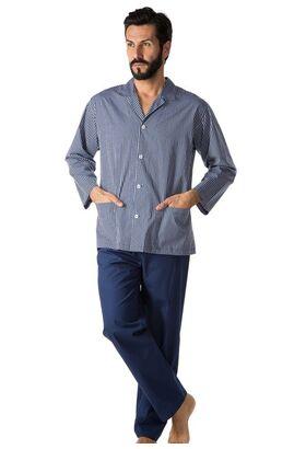 Классическая пижама для мужчин B&B B&B_U2956