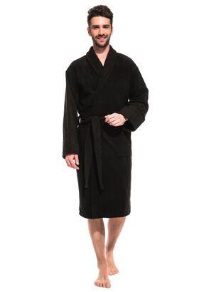 Банный махровый халат Black Label (Е 365)
