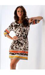 Летнее платье интересной расцветки B&B B&B_4555