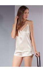 Изысканная женская шелковая пижама Verdiani VI_4806