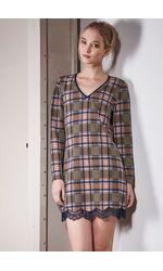 Модное домашнее платье для девушек Rebecca & Bross. R&B_3642