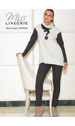 Домашняя одежда для девушек с туникой и леггинсами Miss Lingerie DiBen_Norma