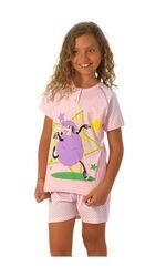 Легкая пижамка для девочки Snelly Snelly_40011
