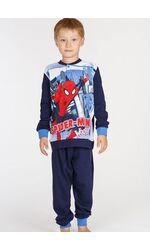 Хлопковая пижама для мальчика с Человеком-пауком Planetex Planetex_MV16044B