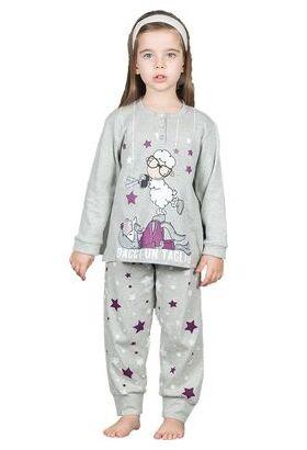 Пижама для девочки со звездами Happy people HP_3975