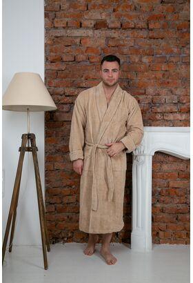 Мужской халат из бамбука Адам (LPL 513)