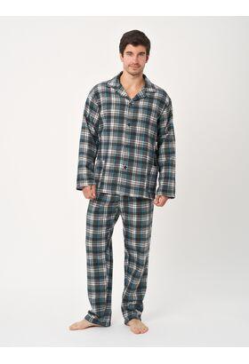 Мужская пижама из фланели (LLT 3700)