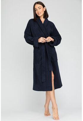 Женский махровый халат шалька Queen Power (E 303)