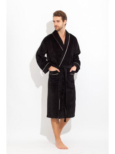 Мужской махровый халат Elegant (PM 1588)