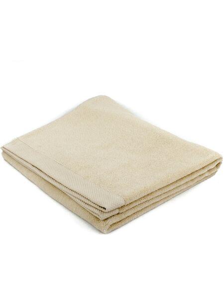 Большое махровое полотенце из микро-коттона OLYMPUS 85х150 (PM France)