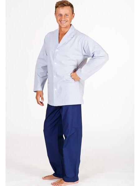 Пижама мужская из натурального хлопка B&B B&B_U2868