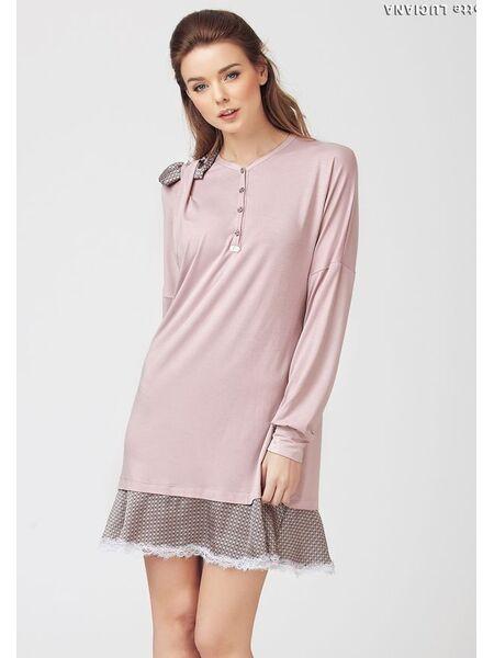 Элегантная женская ночная сорочка Miss Lingerie DiBen_Luciana
