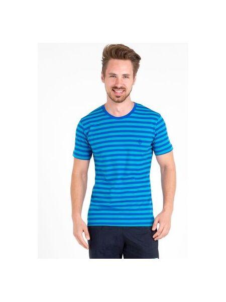 Полосатая мужская футболка Ferrucci FE_2717 Aliscafo riga