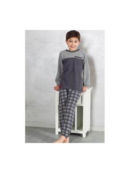 Домашний костюм для мальчиков Pop corn R7014