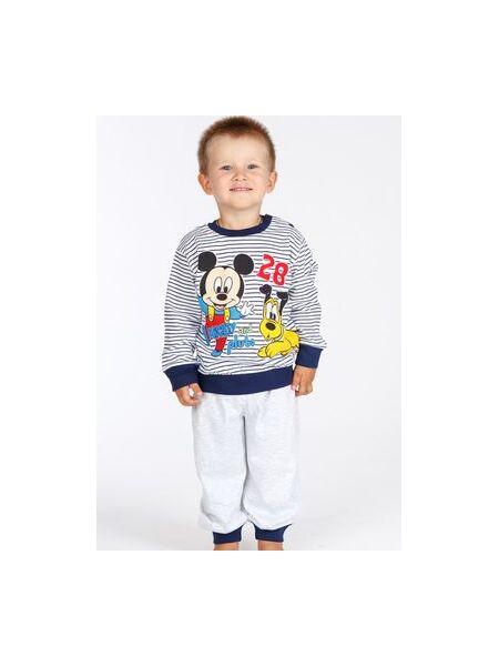 Легкая трикотажная пижамка с Mickey Mouse Planetex Planetex_WD100314