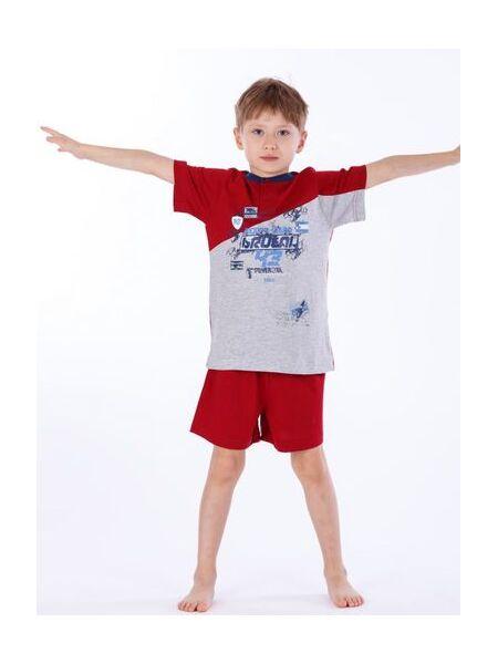 Яркая пижама для мальчика Eclisse C2199