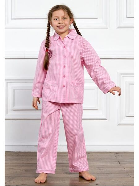 Классическая пижамка для девочки Honey Pellegrini_Lucy girl 108