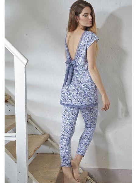 Романтичная пижама для девушки Rebecca & Bross. R&B_3304