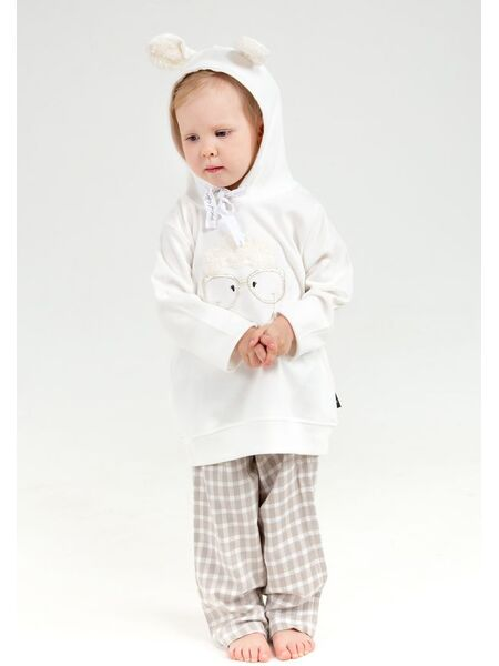 Домашний костюмчик для девочки с ушками Happy people HP_2646
