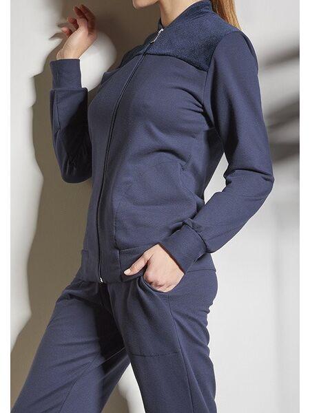 Женский спортивный костюм на молнии Verdiani VI_4862