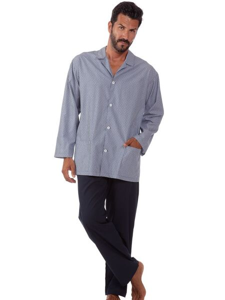 Пижама мужская хлопковая B&B B&B_U2972