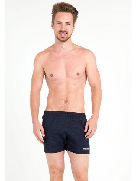 Темные мужские плавки-шорты Uomo mare Uomo mare_574_15 blu