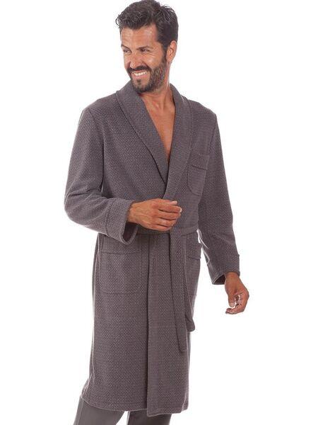 Трикотажный мужской домашний халат B&B B&B_Breton