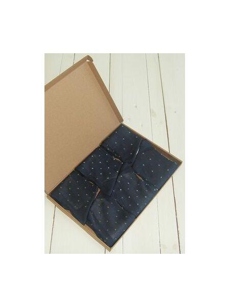 Набор из 6 пар мужски носков синего цвета Best Calze Best Calze_Набор 5896