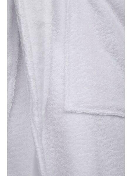 Мужской банный халат Arctic White (Е 363)