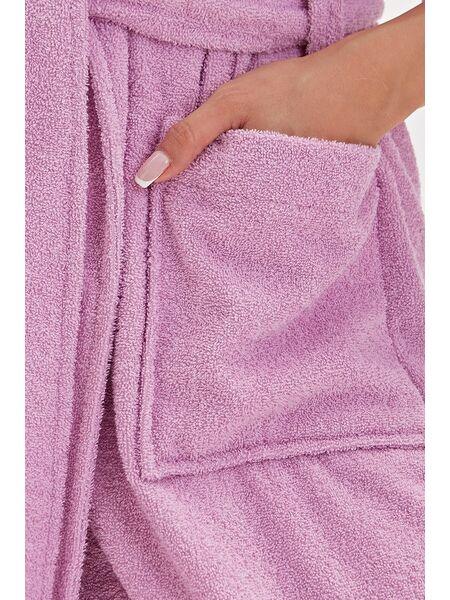 Банный махровый халат Mono (E 701)
